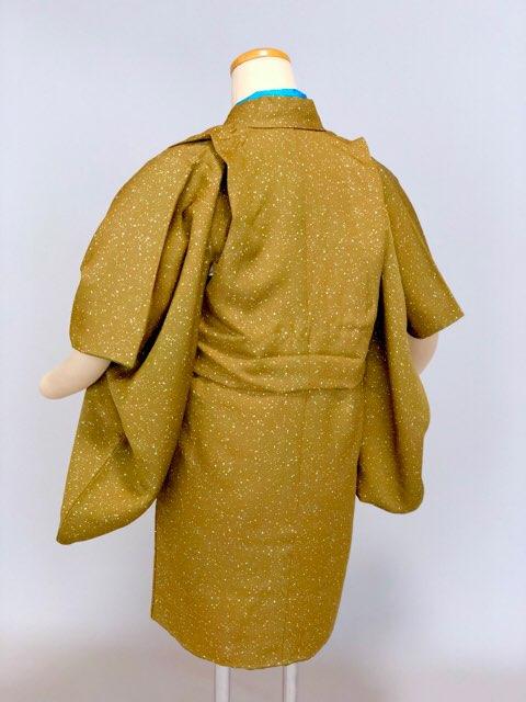 男の子 五才祝い着 あられ(NO.1913)